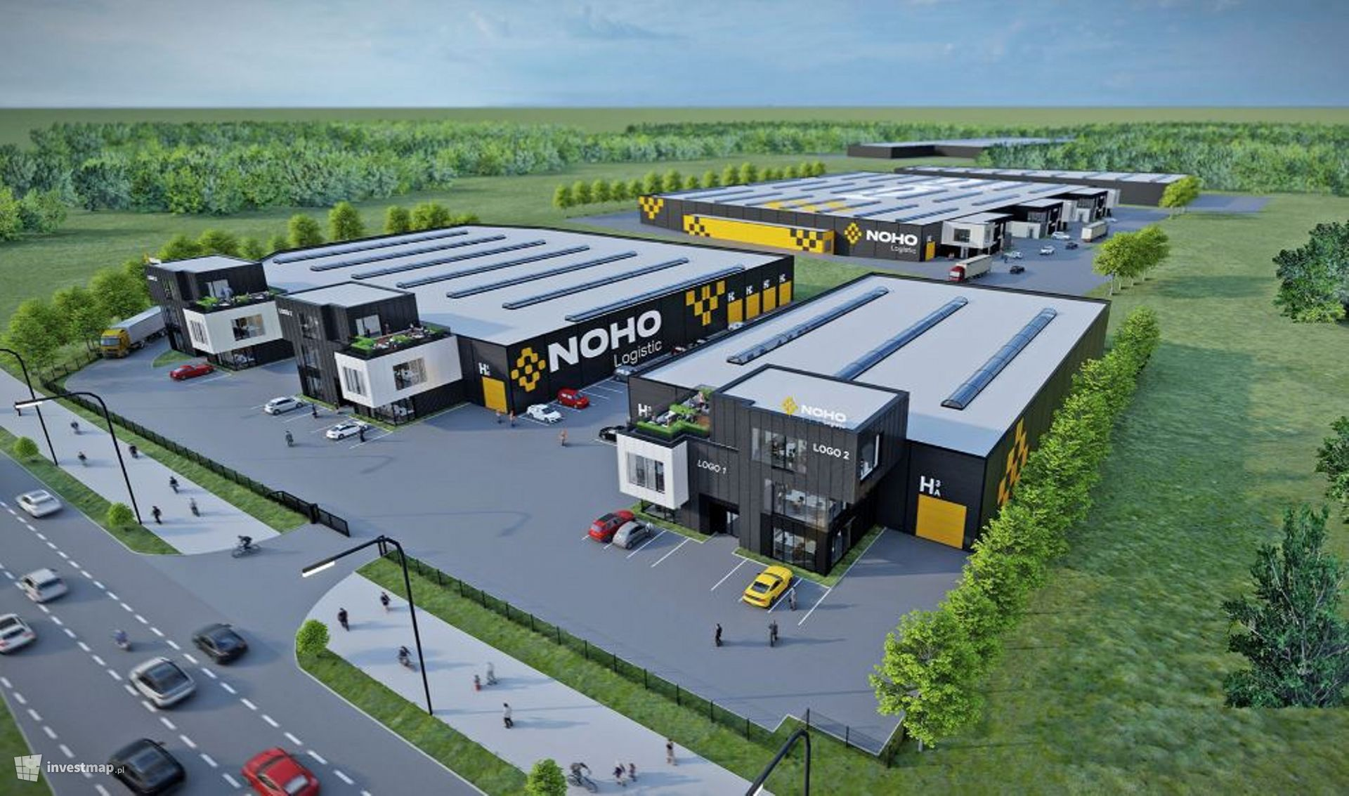 Noho Logistic Park Christo Botewa
