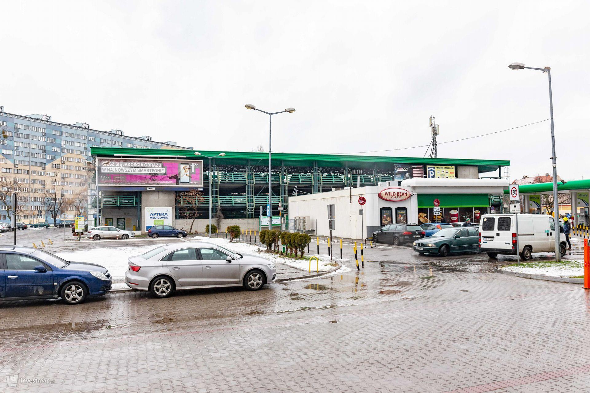 Budynek biurowo-usługowy, ul. Swobodna 60