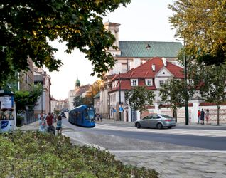 [Kraków] Ulica Krakowska 299849