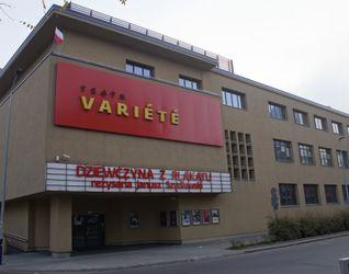 """[Kraków] Krakowska Scena """"Variete Związkowiec"""" 451401"""