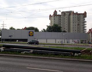 """[Kraków] Supermarket """"Lidl"""", ul. Wysocka 115018"""