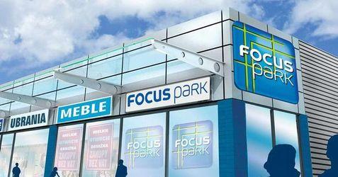 """[Włocławek] Galeria """"Focus Park"""" 16714"""
