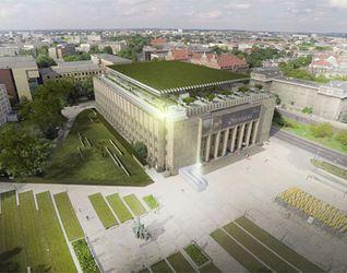[Kraków] Muzeum Narodowe, (Modernizacja / Rozbudowa) Al. 3 -go maja 193355