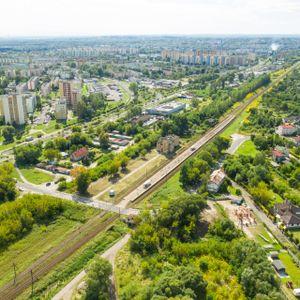Nowy układ komunikacyjny i centrum przesiadkowe Dąbrowa Górnicza Gołonóg 494411