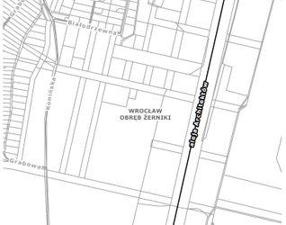 [Wrocław] Trasa Targowa, Bazarek i infrastruktura drogowa osiedla WuWa2, Nowe Żerniki 290124