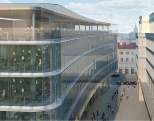 """[Warszawa] Biurowiec """"Centrum Bankowo-Finansowe Nowy Świat 2.0"""" 26445"""