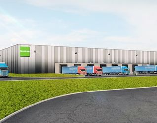 [Magnice] Goodman Wrocław V Logistics Centre 303181