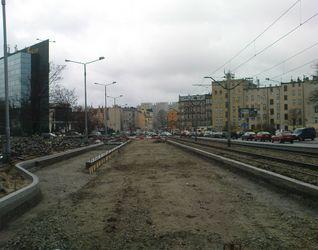 [Wrocław-Stare Miasto] Przebudowa pl. Józefa Bema 3405