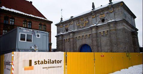 [Gdańsk] Renowacja Bramy Wyżynnej 11854