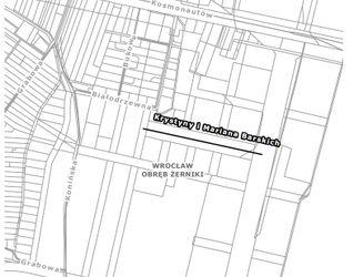[Wrocław] Trasa Targowa, Bazarek i infrastruktura drogowa osiedla WuWa2, Nowe Żerniki 290126