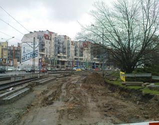 [Wrocław-Stare Miasto] Przebudowa pl. Józefa Bema 3406