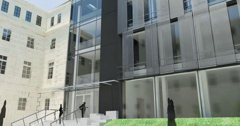 [Poznań] Uniwersytet Artystyczny (rozbudowa) 65614