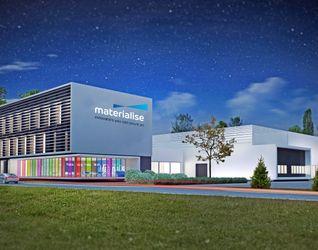 [Bielany Wrocławskie] Fabryka produktów 3D firmy Materialise 282703