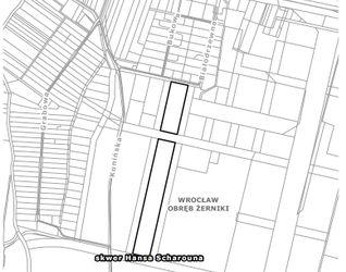 [Wrocław] Trasa Targowa, Bazarek i infrastruktura drogowa osiedla WuWa2, Nowe Żerniki 290127
