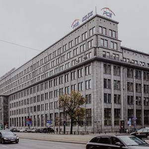 [Warszawa]  Budynek Banku Gospodarstwa Krajowego 451919