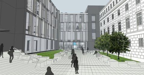[Poznań] Uniwersytet Artystyczny (rozbudowa) 65615