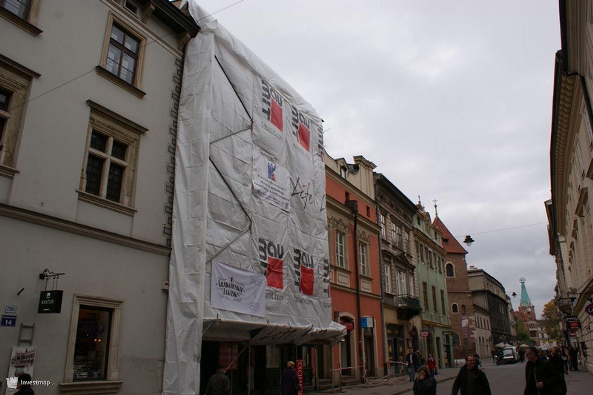 Remont Elewacji, ul. Sławkowska 16