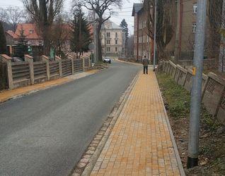 [Wałbrzych] Kompleksowa przebudowa ulic górnego Sobięcina 26632