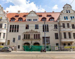 [Łódź] Remont Pałacu Steinertów 438280