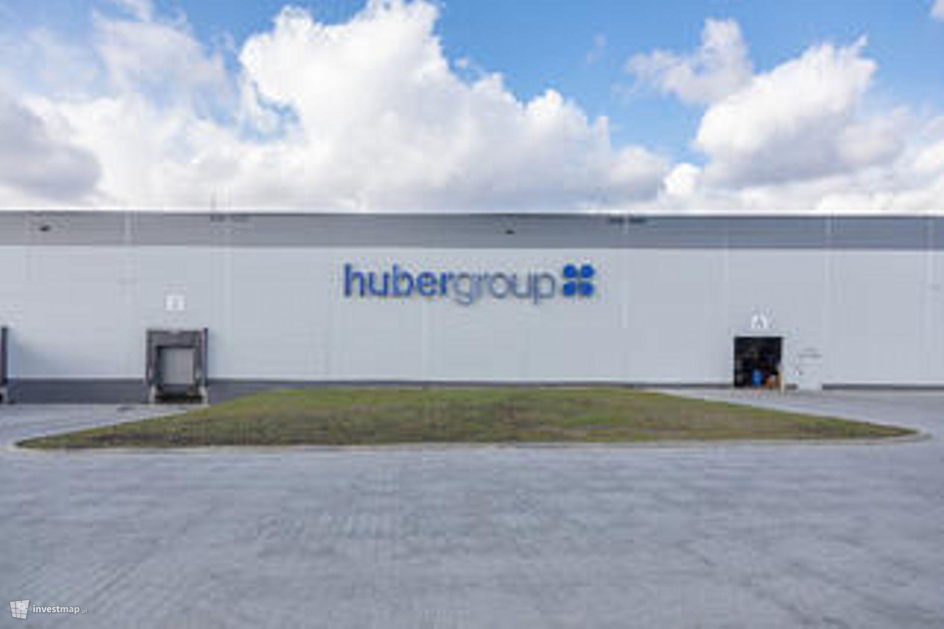 Fabryka hubergroup Polska
