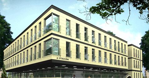 [Białystok] Budynek usługowo-handlowo-biurowy, ul. Stołeczna 2 14928