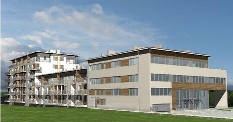 [Oświęcim] Budynek handlowo-usługowy, ul. Żwirki i Wigury 31568