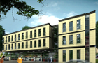 [Białystok] Budynek usługowo-handlowo-biurowy, ul. Stołeczna 2