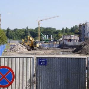 [Kraków] Budynek Mieszkalny, ul. Dąbska 20 439377