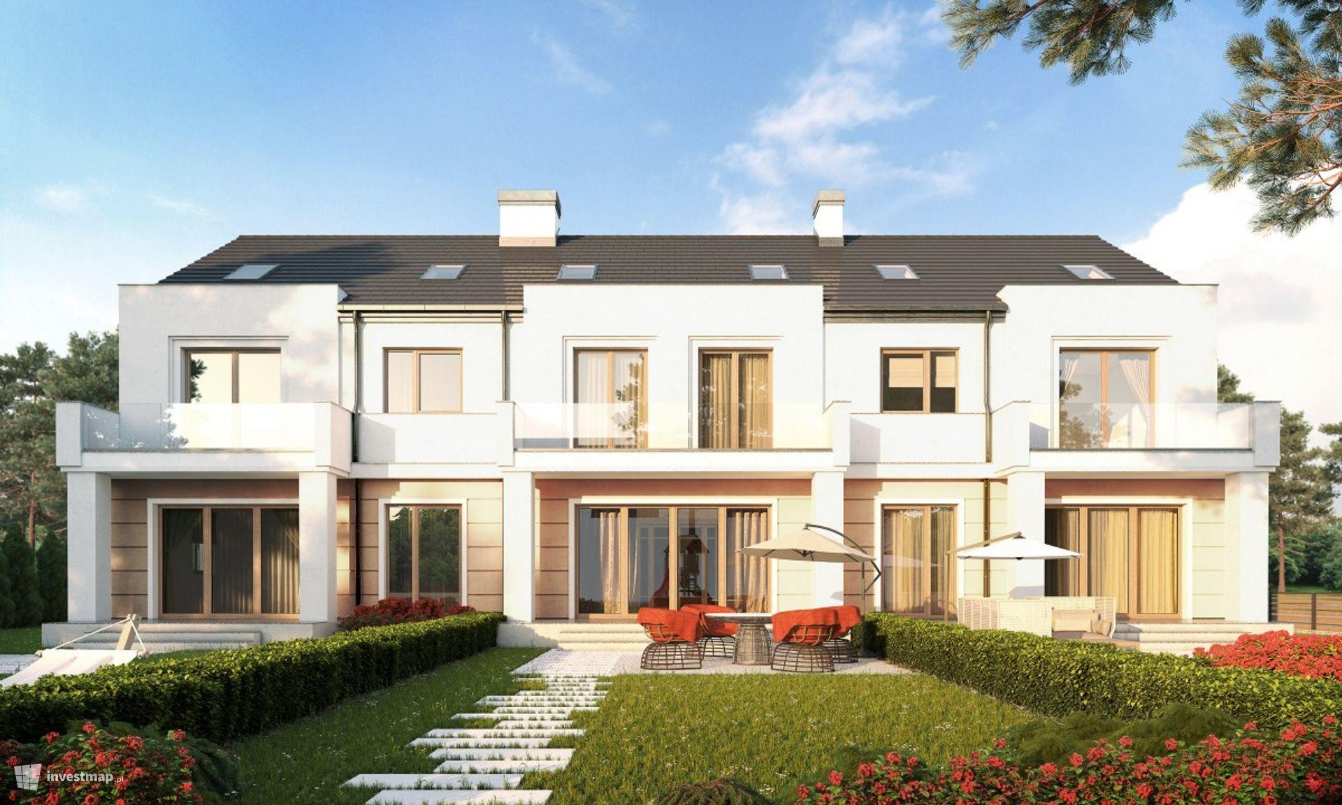 Osiedle domów jednorodzinnych Villa Wojszyce