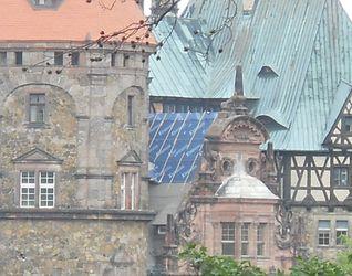 [Książ] Zamek (renowacja) 45650