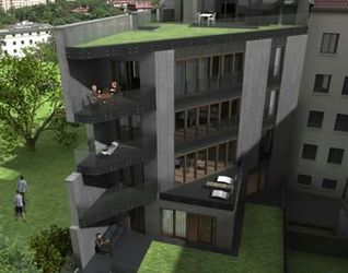 [Kraków] Apartamentowiec, Al. Grottgera 34 171091