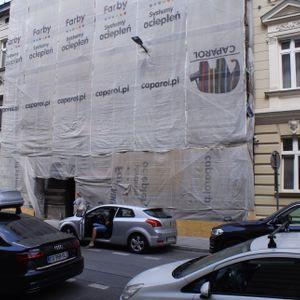 [Kraków] Remont Kamienicy, ul. Czysta 13  439123