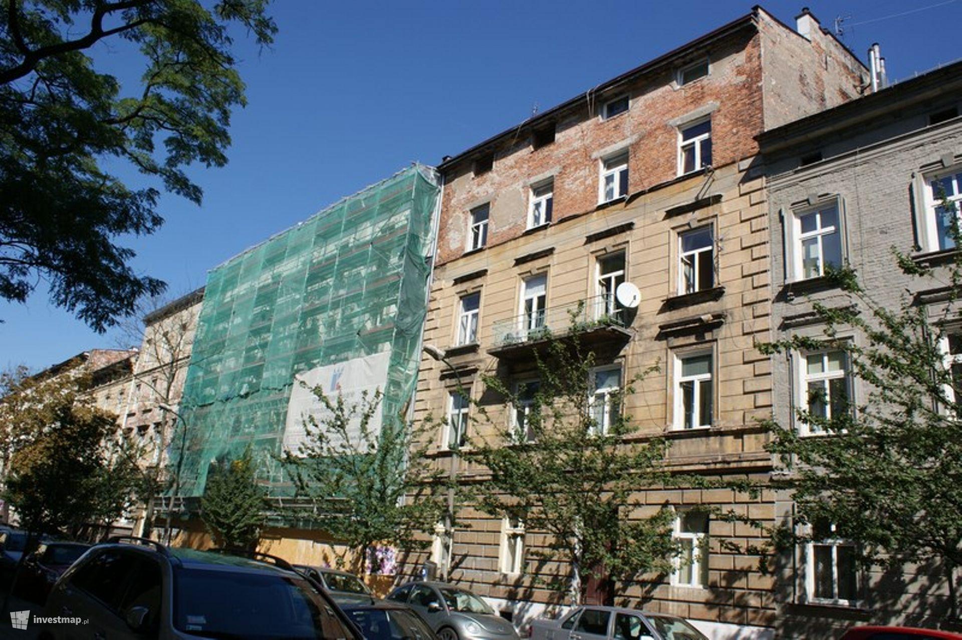 Remont Elewacji, ul. Łobzowska 27