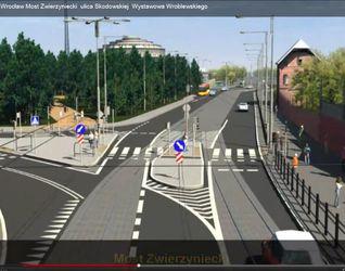 [Wrocław] Przebudowa ciągu ulic Curie-Skłodowskiej - Wróblewskiego - Wystawowa - Mickiewicza 31061