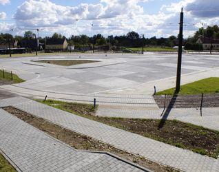 """[Kraków] Przebudowa pętli tramwajowo-autobusowej """"Pleszów"""" 397397"""