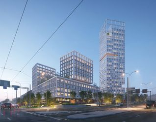 Kompleks mieszkalno-biurowy, ul. Kielecka 500565