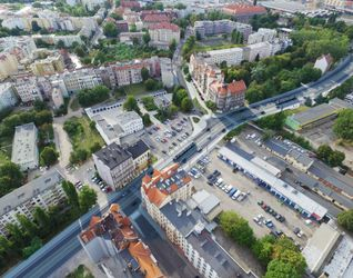 [Wrocław] Trasa tramwajowa wzdłuż ulicy Hubskiej 290134