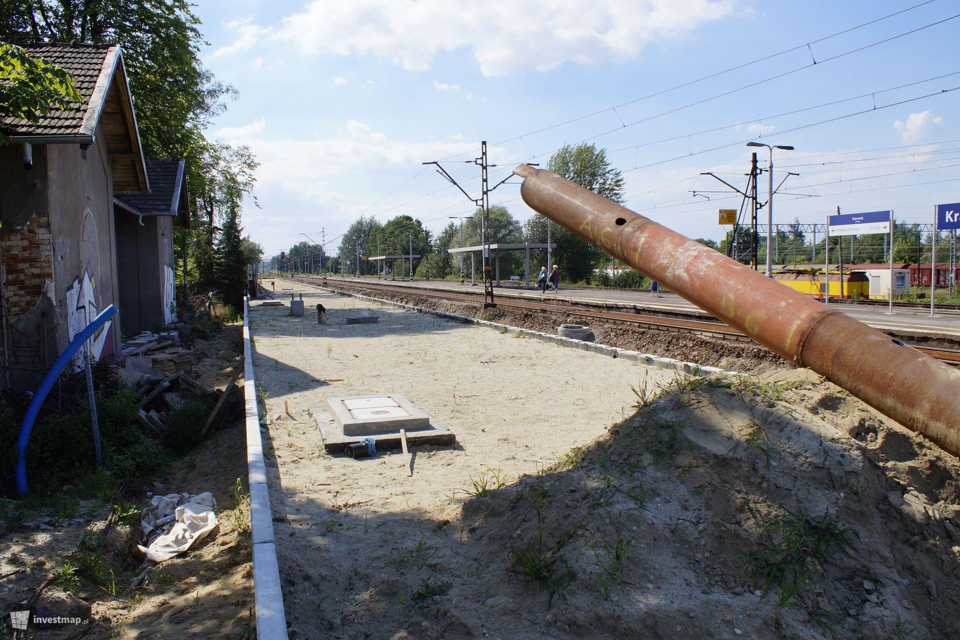 Stacja kolejowa Bieżanów