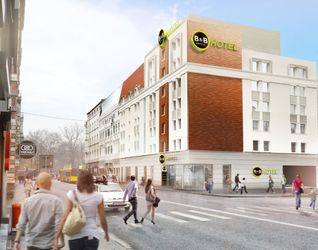 "[Katowice] Hotel ""B&B Katowice Centrum"" 134232"