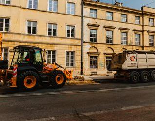 [Warszawa] Przebudowa ulicy Miodowej 374360