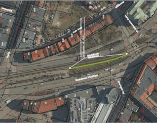 Zielony przystanek tramwajowy Zamkowa 474712