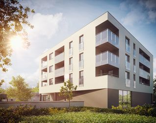 """[Wrocław] Budynki apartamentowe """"Partynicka 18"""" 147033"""