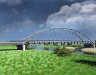 [Bierawa] Budowa mostu 15193