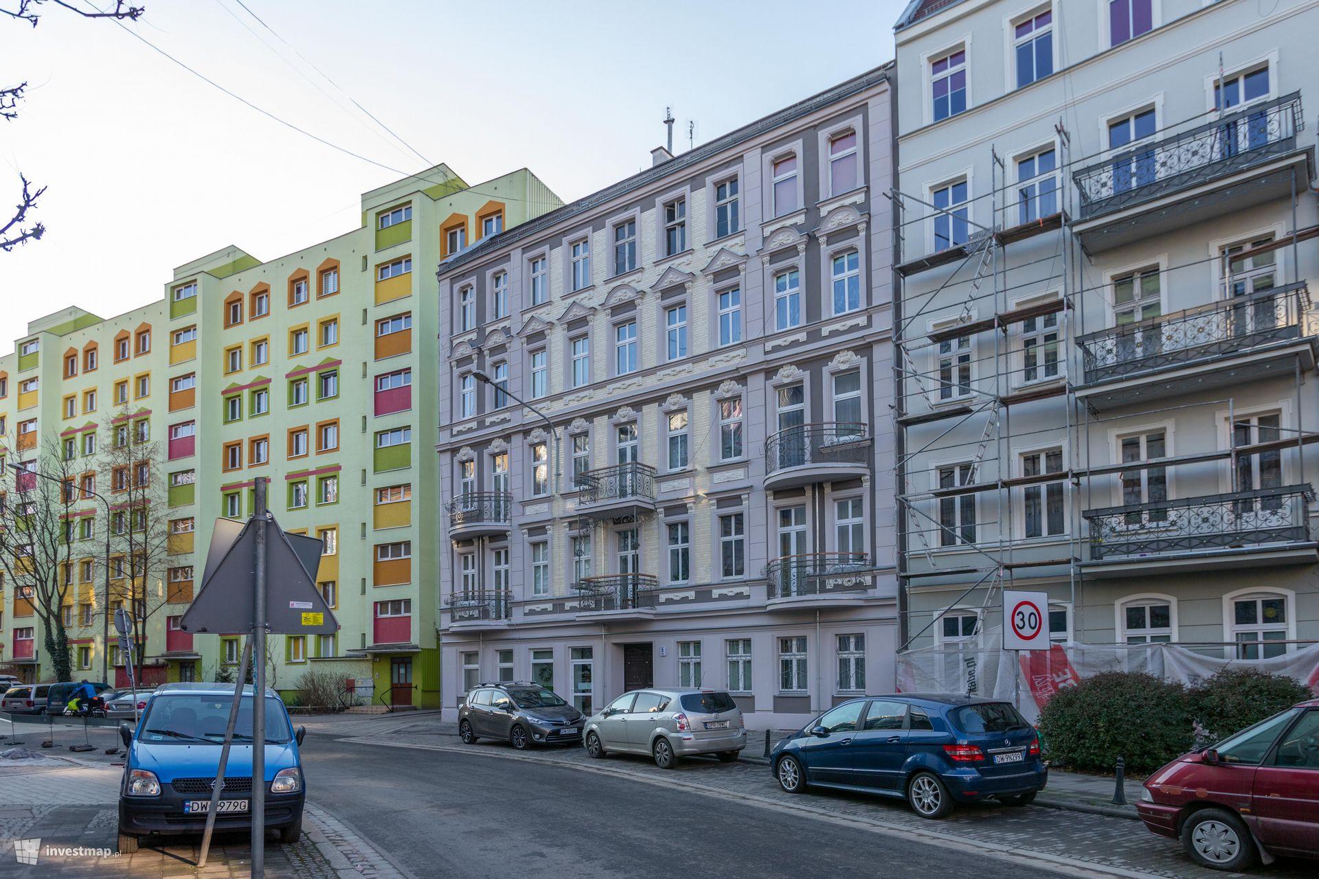 Kamienica Daszyńskiego 3