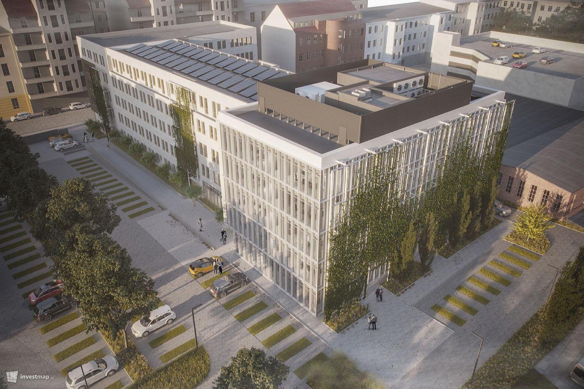 Biurowiec Starostwa Powiatowego, ul. Tadeusza Kościuszki 131 (rozbudowa)