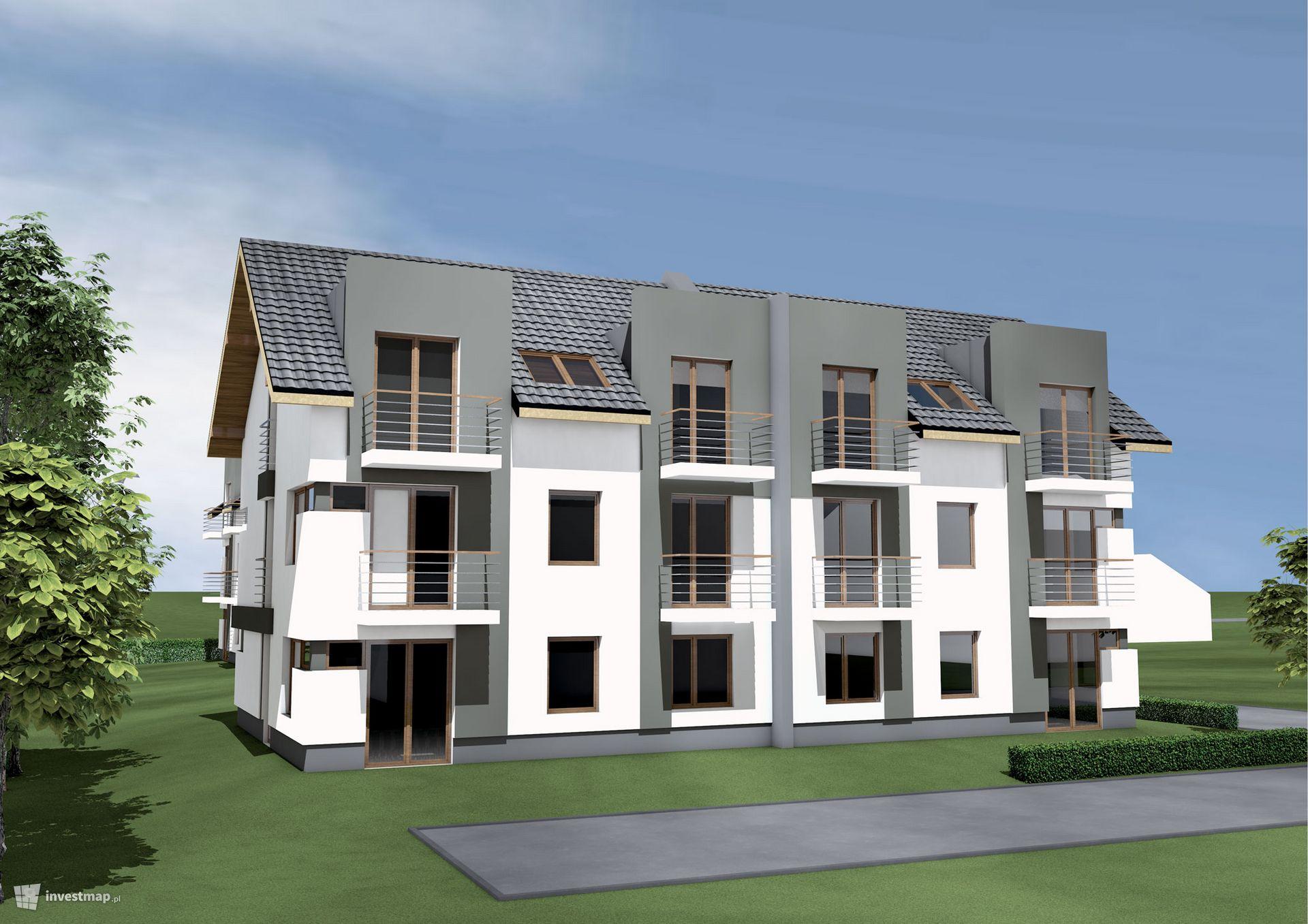 Apartamenty Brzegowa 21