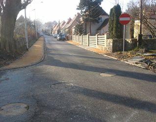 [Wałbrzych] Kompleksowa przebudowa ulic górnego Sobięcina 26633