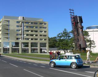 [Wrocław] Hotel (4*), ul. Strzegomska 270089