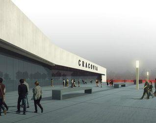 [Kraków] Stadion Cracovii (rozbudowa) 30729