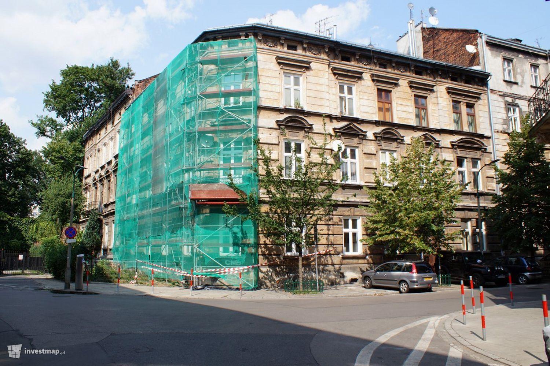 Krakow Remont Kamienicy Ul Siemiradzkiego 11 Investmap Pl